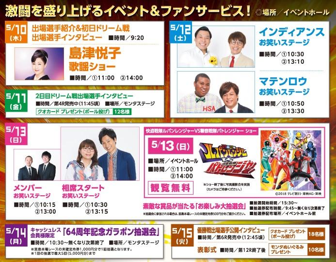 G1宮島チャンピオンカップのイベント情報