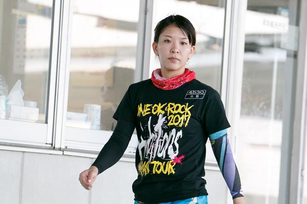 競艇女子選手 小野生奈