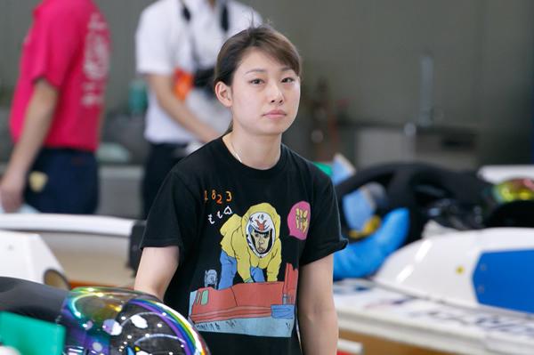 競艇女子選手 中村桃佳