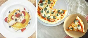 唐津G1ダイヤモンドカップのイベント 女性やファミリーに大人気!パンケーキやとろけるチーズがたっぷり!あったかピザを販売