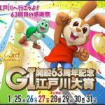 江戸川G1江戸川大賞(1/31)最終日予想はこちら