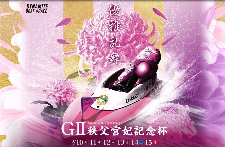 【びわこ競艇予想(3/14)】G2秩父宮妃記念杯(2020)5日目の買い目はコレ!