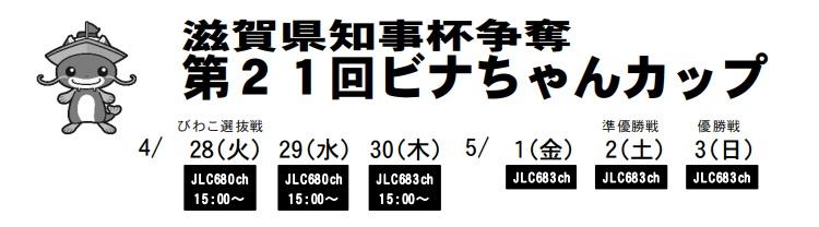 【びわこ競艇予想(5/1)】ビナちゃんカップ(2020)4日目の買い目はコレ!